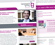 QUARTERLY NEWSLETTER FOR SOLICITORS